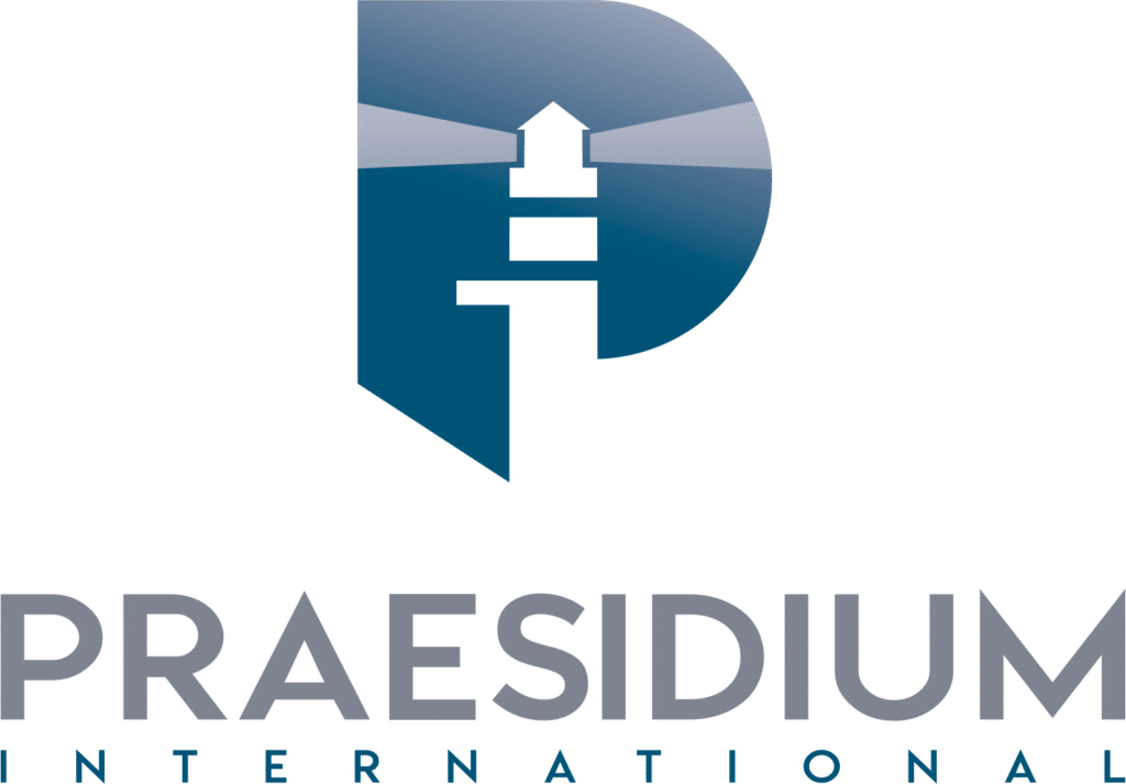 Praesidium Intrnational Logo cybersecurity