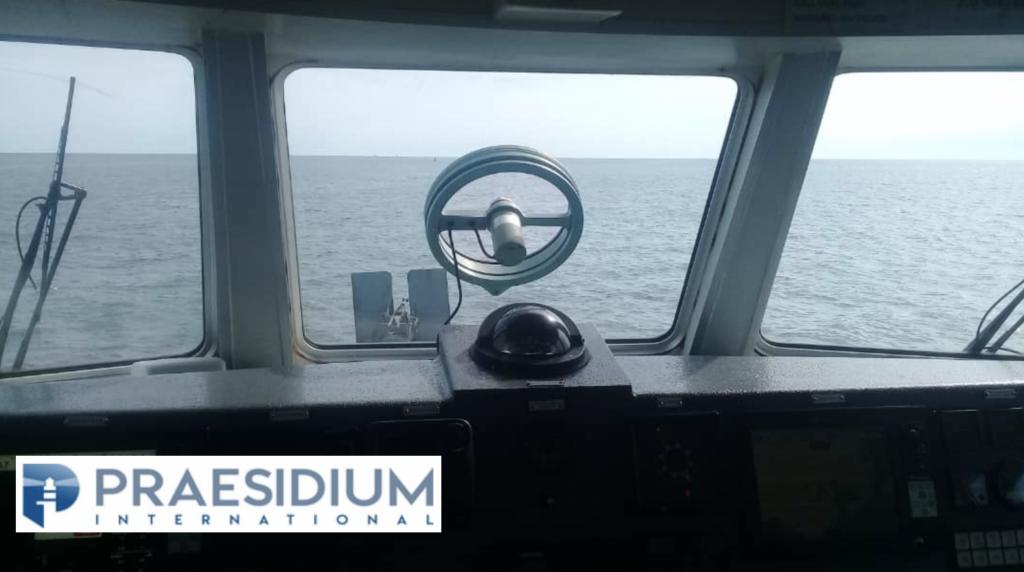 Security Escort Vessel