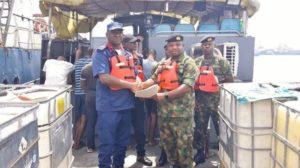 Workhorse nigerian navy