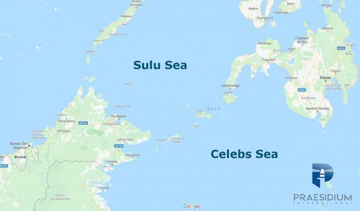 SOUTHEAST ASIA - Asian neighbours meet to tackle security in Sulu-Celebes Seas 1